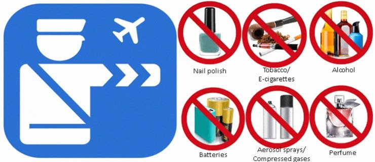 What Hygiene Products Are Allowed on Airplanes?