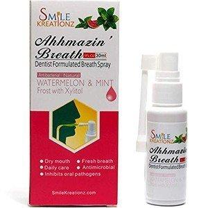 Smile Kreatinoz Watermelon-Mint Fresh Breath Spray