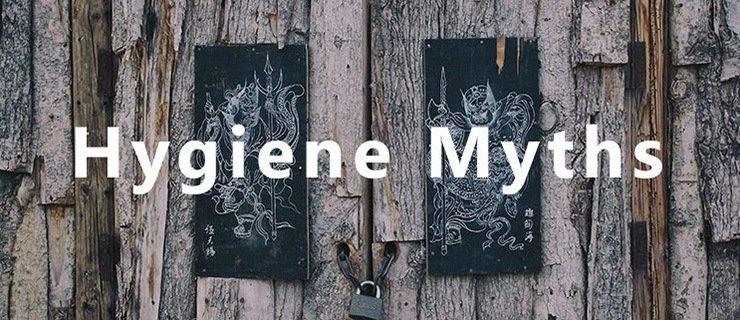 personal hygiene myths