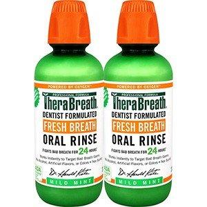 thera breath mouthwash