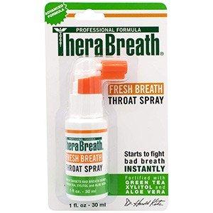 thera breath spray