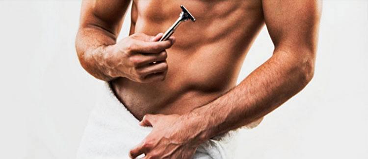 tips for shaving pubic hair for male