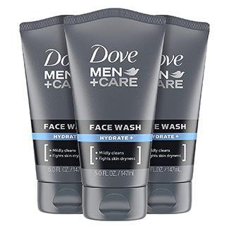 Dove Men Face Wash